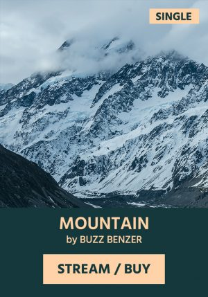 Mountain by Buzz Benzer